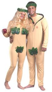 Adam und Eva Kostüm