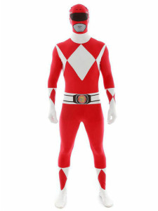 Morphsuit Power Ranger