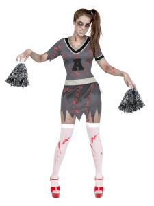 Zombie Cheerleaderin
