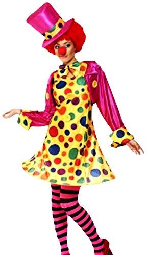 Clown Set Damenkostüm