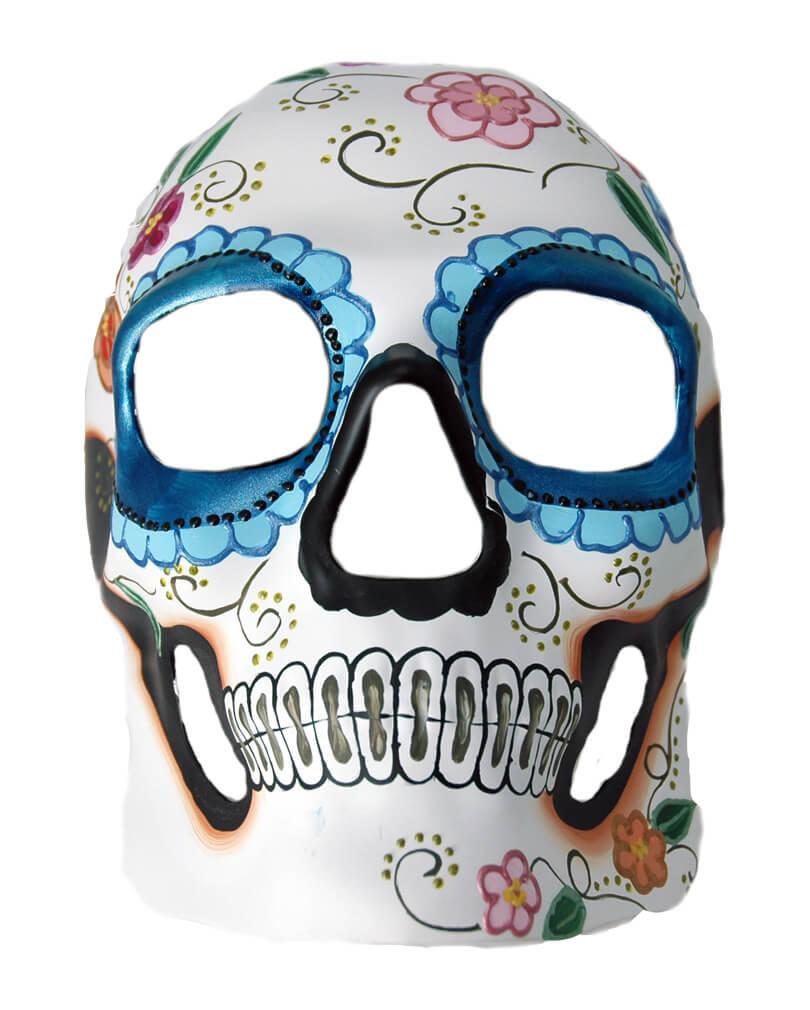Dia de los muertos Maske