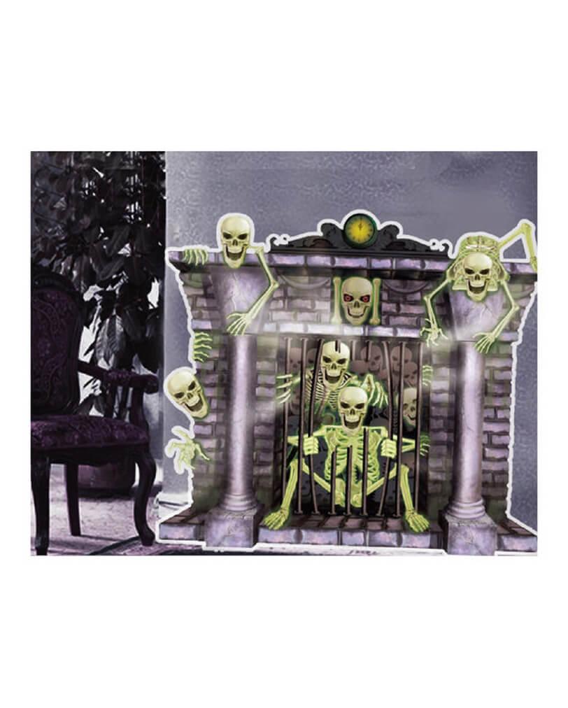 Halloween Wanddeko