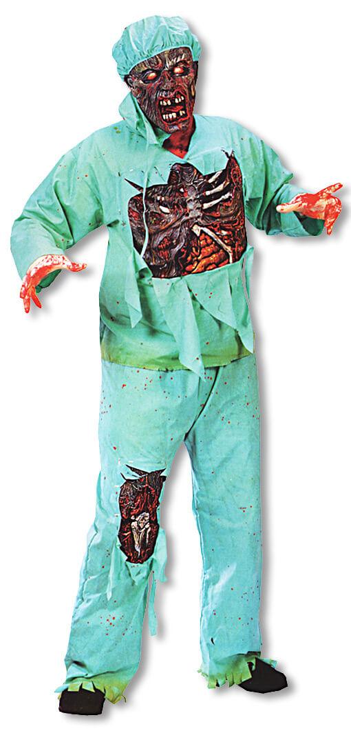 Zombie Doctor Kostüm