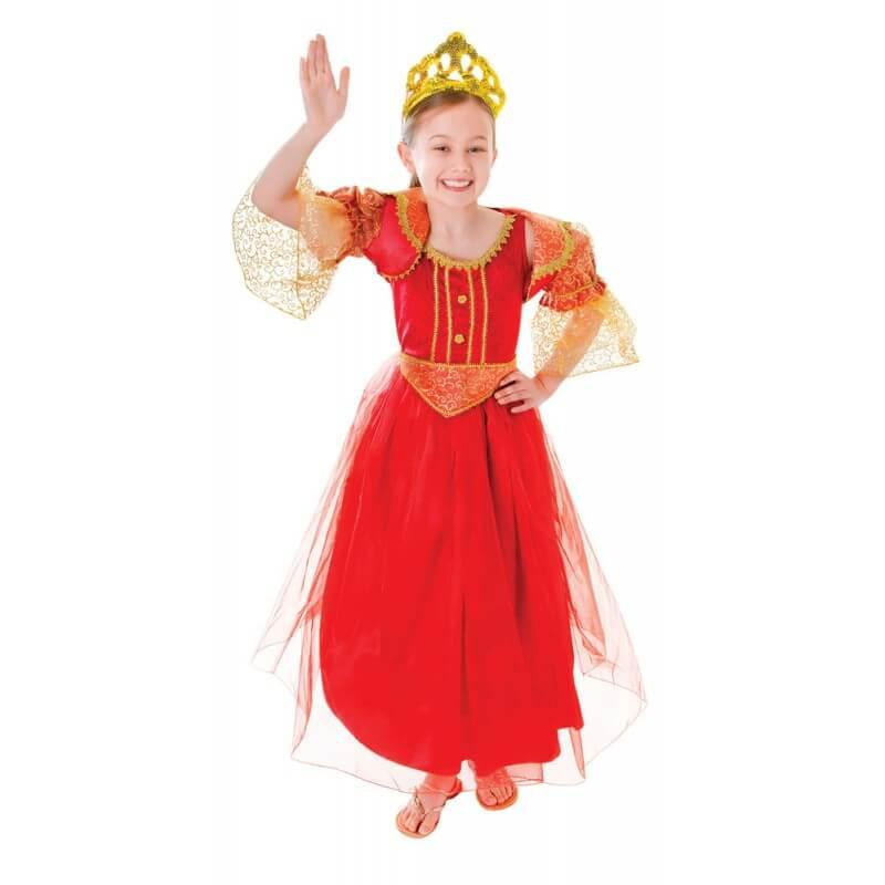 Kinderkostüm Prinzessin